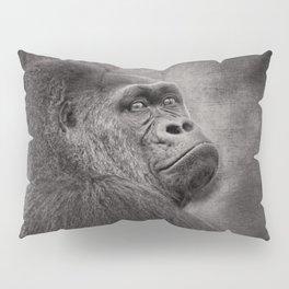 Gorilla. Silverback. BN Pillow Sham