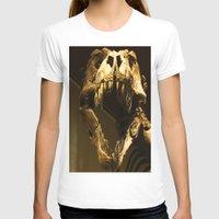 t rex T-shirts featuring T-Rex by Vito Fabrizio Brugnola