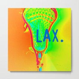 LAX. Metal Print