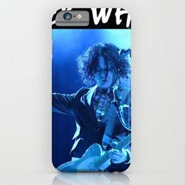 jack white live tour 2021 iPhone Case