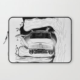 Harry, Ron and their first car ride Laptop Sleeve