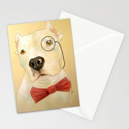 You are a gentleman and a scholar. Stationery Cards