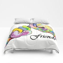 ASL Friends Comforters