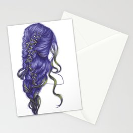 Hairstyle Stationery Cards