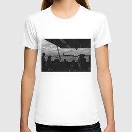 Ferry, Liberty & Silhouettes T-shirt