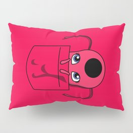 Tikki Pocket Tee Pillow Sham