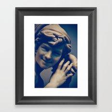 You Hear That? Framed Art Print