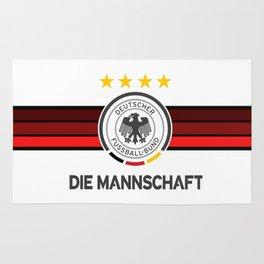 Germany Football team - Die Mannschaft Rug