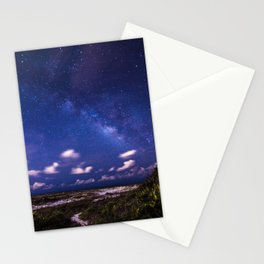 Pensacola Beach Milky Way Stationery Cards