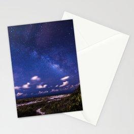 Pensacola Beach Milky Way Stationery Cards