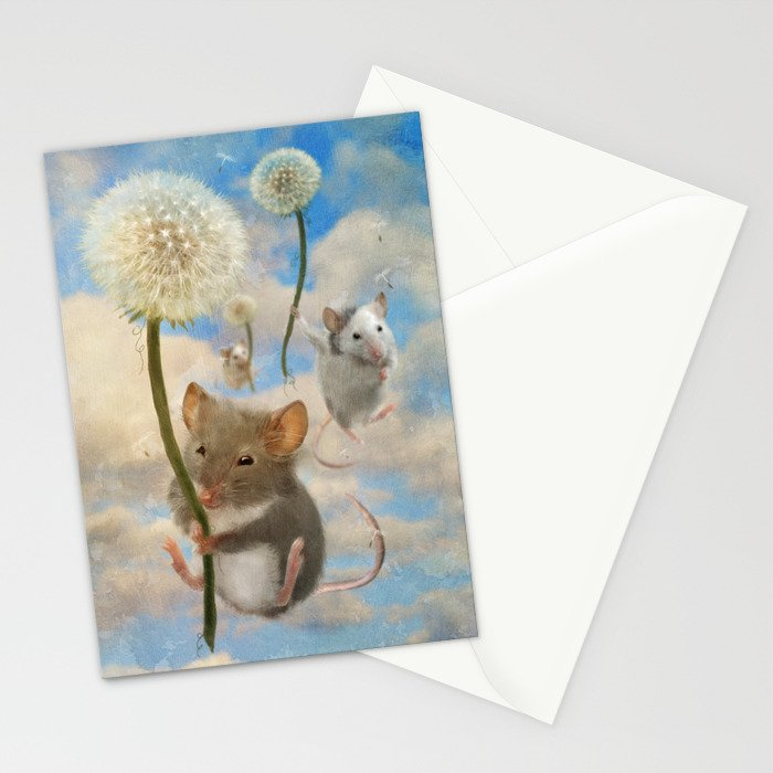 Dandemouselings Stationery Cards