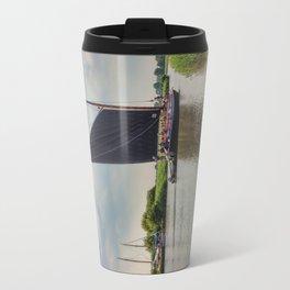 Albion on the River Thurne Travel Mug