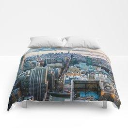 New York City (Color) Comforters