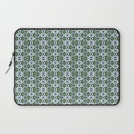 Multiple White African Daisies Laptop Sleeve