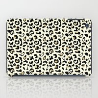 leopard iPad Cases featuring Leopard by Laura Maria Designs