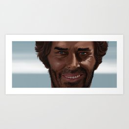 Once Upon a Time in the West: Henry Fonda Art Print