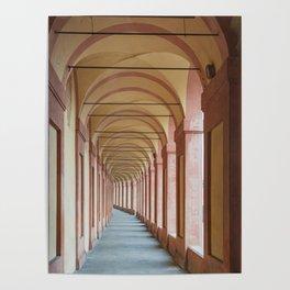 Portico Poster