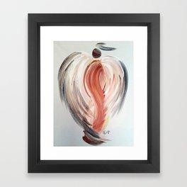 Angel of Grace Framed Art Print