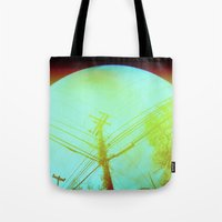 lsd Tote Bags featuring LSD by Natalie Olmo