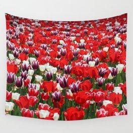 Tulip Sensation Wall Tapestry