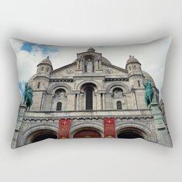 Sacred Heart Paris Rectangular Pillow