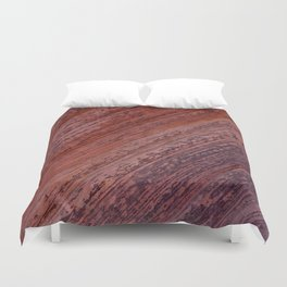 Natural Sandstone Art, Valley of Fire - III Duvet Cover