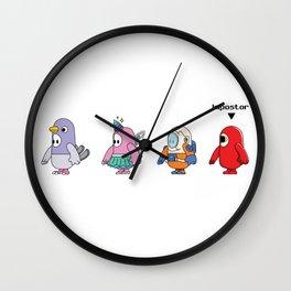 Fall Guys Among Us Wall Clock