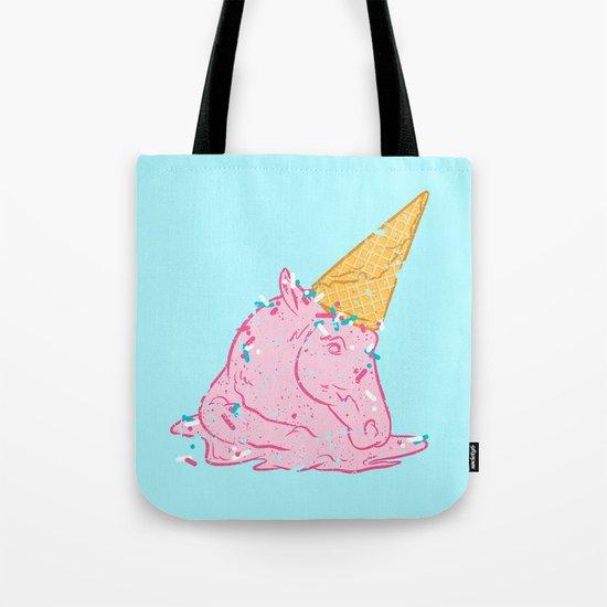 Unicorn melts Tote Bag
