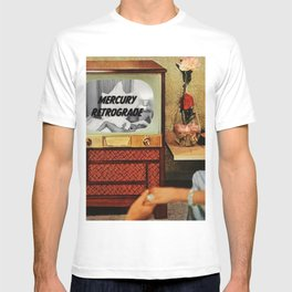 Spooky Mercury Retrograde T-shirt