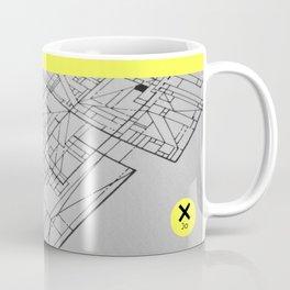 Space sketch Coffee Mug