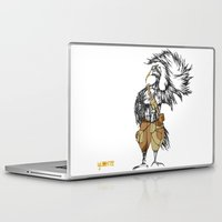 pride Laptop & iPad Skins featuring Pride by iglootree