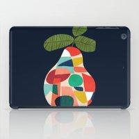 pear iPad Cases featuring Fresh Pear by Picomodi
