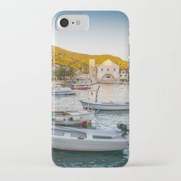 streets of Hvar iPhone Case