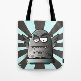 Fault 45 03 (its not his fault) Tote Bag