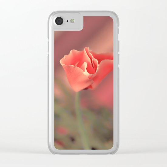 Awakening. Clear iPhone Case