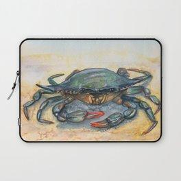 Chesapeake Blue Crab Laptop Sleeve