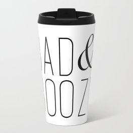 Bad & Boozy Travel Mug