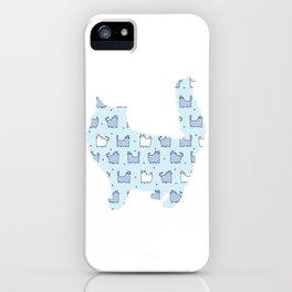 Cat 156 iPhone Case