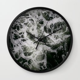 The baltic sea Wall Clock