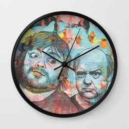 Tenacious D - This Is Just A Tribute, To The Greatest Band In The World Wall Clock
