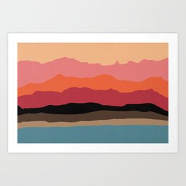 Natur Art Print