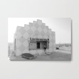 Snack Shack (Rock-a-Hoola) Metal Print