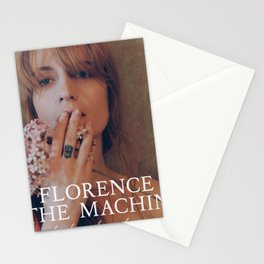 FLORENCE THE MACHINE HIGH AS HOPE TOUR DATES 2019 GURITA Stationery Cards
