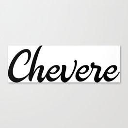 Chevere Venezuela  Design Canvas Print