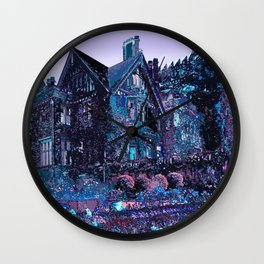Early in the Morning Wall Clock