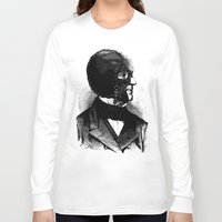 bdsm Long Sleeve T-shirts featuring BDSM IX by DIVIDUS