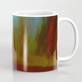 Chesapeake Island at Fall, Ocean City, Maryland,  Coffee Mug
