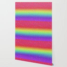 Rainbow Fairy Kei Pattern Wallpaper