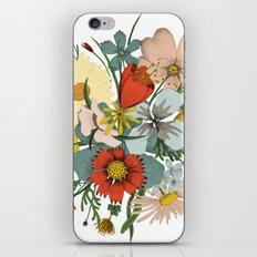 Flower Wad iPhone & iPod Skin