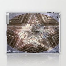 Hollywood Star with water drops Laptop & iPad Skin
